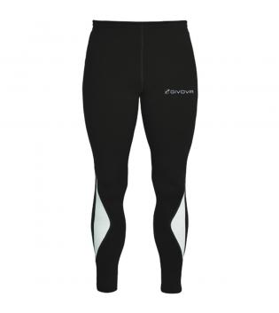 Pantalone Running GIVOVA Long Pant Unisex Uomo Donna Sport GIOSAL