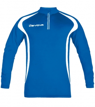 Maglia Givova Unisex Uomo Donna New Long Shirt Running Sport Comfort GIOSAL