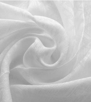 Tessuto Per Tenda Mekong Bianco Tendaggi Arredo Casa Pannello Telo GIOSAL