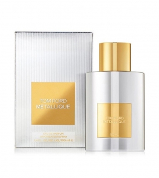 Profumo Donna Tom Ford Métallique 50ml Eau De Parfum EDP GIOSAL