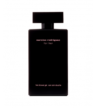 Bagnodoccia Donna Narciso Rodriguez For Her Shower Gel 200ml GIOSAL
