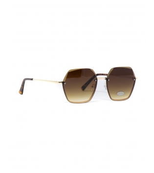 Occhiali da Sole Unisex Sunglasses Lenti Marroni Casual Uomo Donna GIOSAL