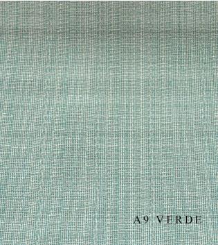 Tessuto Per Tenda Passione Tinta Unita Vari Colori Tendaggi Arredo Casa Pannello Telo GIOSAL-Verde-Al-metro
