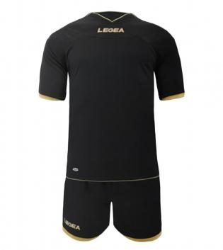 Kit Uomo LEGEA Calcio Completo Sport Uomo Bambino Calcetto Per Squadre GIOSAL-Piombo-S