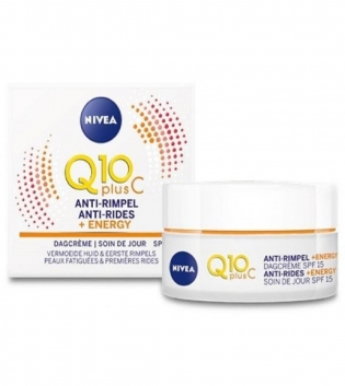 Crema Viso Q10 Filler Energy 50ml Plus Antirughe Giorno GIOSAL
