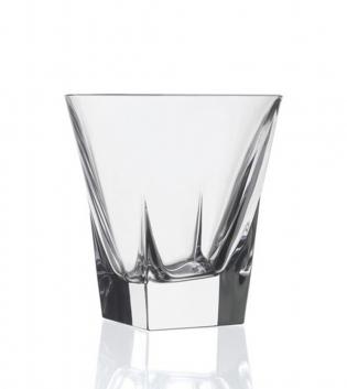 Set Bicchieri Fusion 6 Pezzi Acqua 27cl Vetro Cristalleria Italiana RCR GIOSAL