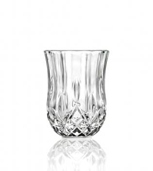 Set Bicchieri Opera 6 Pezzi Liquore 6cl Vetro Cristalleria Italiana RCR GIOSAL