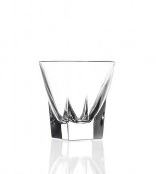 Set Bicchieri Fusion 6 Pezzi Liquore 6cl Vetro Cristalleria Italiana RCR GIOSAL