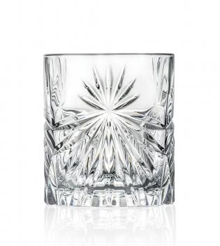 Set Bicchieri Oasis 2 Acqua 32cl 6 Pezzi Cristallo RCR GIOSAL
