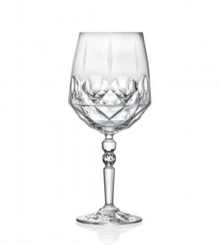 Set Bicchieri Calici Alkemist Cocktail 67cl 6 Pezzi Cristallo RCR GIOSAL