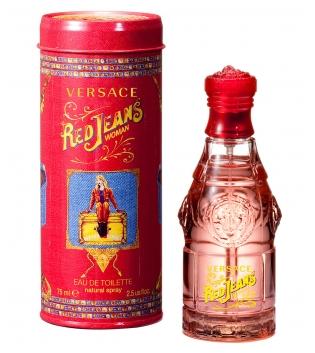 Profumo Donna Versace Red Jeans Eau de Toilette 75 ml GIOSAL