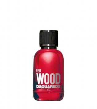 Profumo Donna Dsquared2 Red Wood Eau De Toilette EDT Maschile GIOSAL