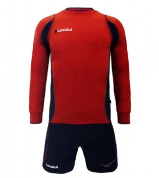 Kit Storm Winter Prepartita Training LEGEA Abbigliamento Sportivo Sport GIOSAL-Rosso-Blu-XS