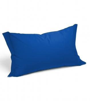 Federe Pierre Cardin Tinta Unita Puro Cotone Vari Colori 52x82 cm GIOSAL-Blu Royal