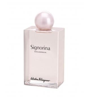 Bagnoschiuma Donna Salvatore Ferragamo Signorina Bath e Shower Gel 200 ml GIOSAL