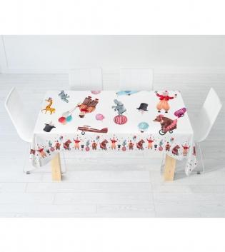 Tovaglia Digitale Circus I Love Sleeping Cucina Tavola X6 X12 Varie Dimensioni Circo GIOSAL