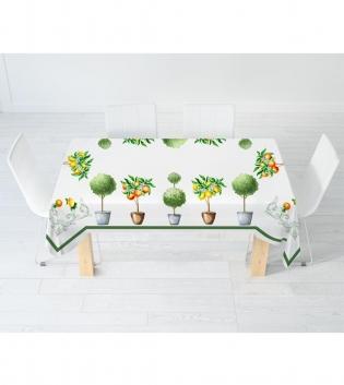 Tovaglia Digitale Costiera I Love Sleeping Cucina Tavola X6 X12 Varie Dimensioni Agrumi GIOSAL