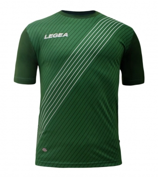 Maglia Uomo Sport Calcio Cadice LEGEA Abbigliamento Sportivo Uomo Bambino GIOSAL-Verde-VerdeScuro-S