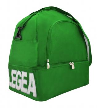Borsone LEGEA Oristano Small Senza Fondo Palestra Calcio Allenamento GIOSAL-Verde