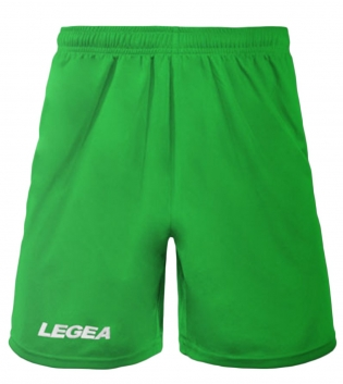 Pantaloncini LEGEA Pant Monaco Bermuda BOX 10 PEZZI Sport Uomo Bambino GIOSAL-Verde-3XS