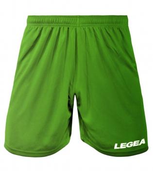 Pantaloncini LEGEA Panta Dusseldorf Bermuda Sport BOX 10 PEZZI Uomo Bambino GIOSAL-Verde-2XS