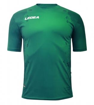 Maglia Calcio Sport LEGEA Stoccarda Abbigliamento Sportivo Uomo Bambino GIOSAL-Verde-3XS