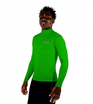 T-Shirt Body 6 Dynamic LEGEA Abbigliamento Uomo Bambino Sportivo Training GIOSAL -Verde-XS