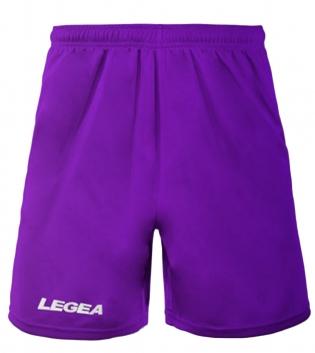 Pantaloncini LEGEA Pant Monaco Bermuda BOX 10 PEZZI Sport Uomo Bambino GIOSAL-Viola-3XS