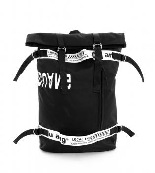 Zaino Unisex Sacco Multi Tasche con Scritte Scuola Viaggio Zainetto Casual GIOSAL