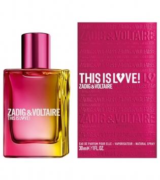 Profumo Donna Zadig & Voltaire This is Love Pour Elle Eau de Parfum GIOSAL