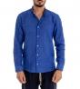 Completo Uomo Casual Outfit Camicia Pantalone Lino Tinta Unita Paul Barrell GIOSAL
