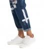 Outfit Uomo Completo Felpa Nera Jeans Casual Cappuccio Maniche Lunghe GIOSAL