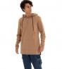 Outfit Uomo Completo Felpa Camel Jeans Cargo Casual Cappuccio Maniche Lunghe GIOSAL