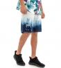 Pantalone Uomo Corto Bermuda Pantaloncini Jeans Denim Stone Washed Cinque Tasche GIOSAL