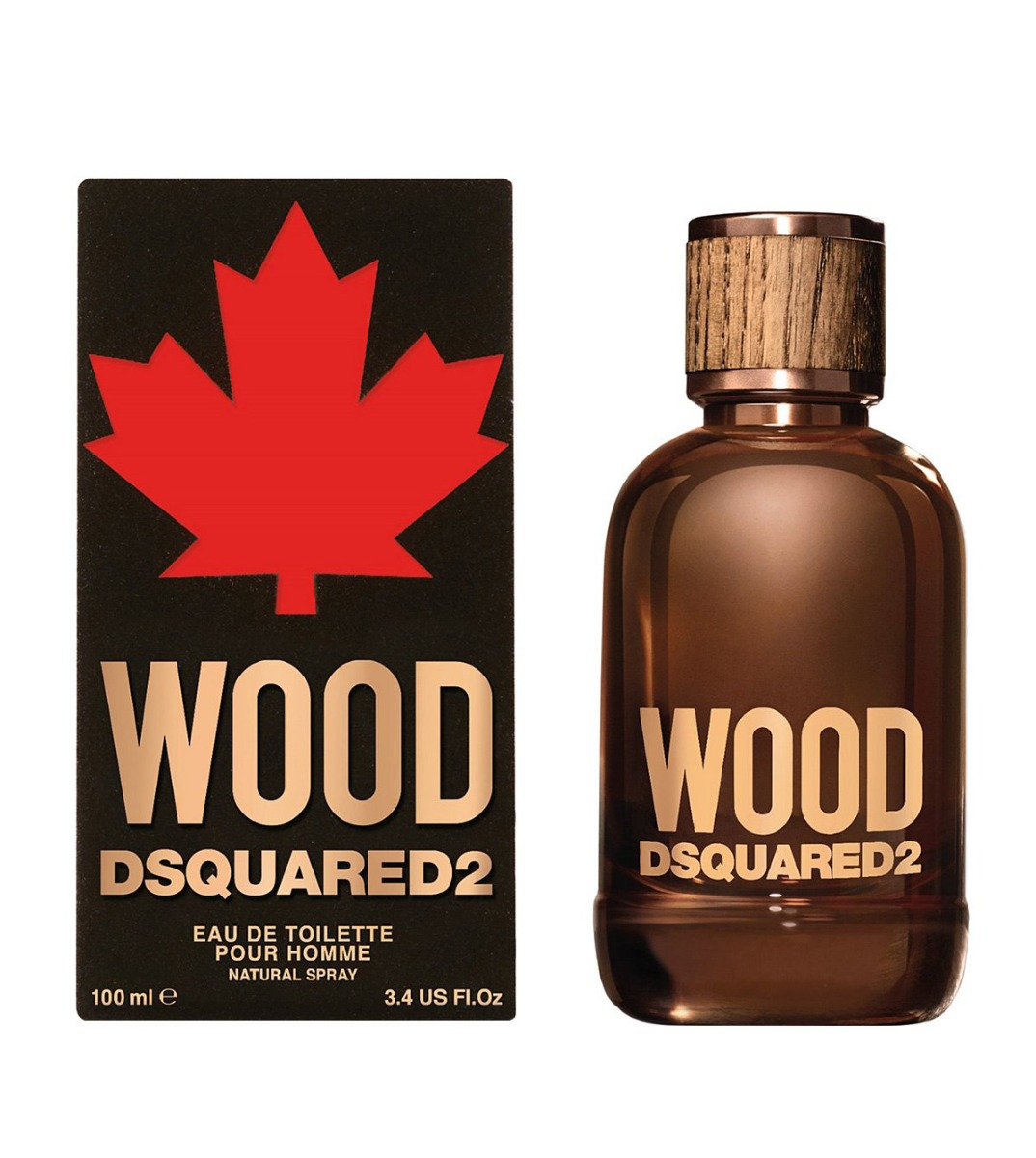 Dsquared2 Wood 100 ml Eau de Toilette Profumo Uomo
