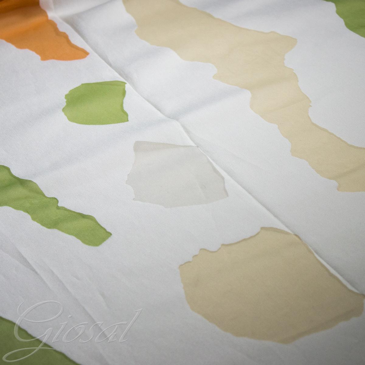 Tessuto-Per-Tenda-Arredo-Tendaggi-Pannello-Telo-Kendra-Verde-Jelosia-GIOSAL miniatura 3